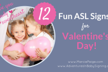 12 Fun ASL Signs for Valentine's Day