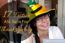 17 Festive ASL Signs for Thanksgiving