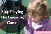 Stop Playing The Guessing Game – How to Solve Your Baby's Problem Quickly
