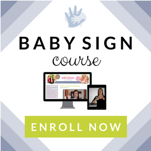 Adventures In Baby Signing, baby sign language course