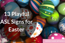 13 Playful ASL Signs for Easter Weekend