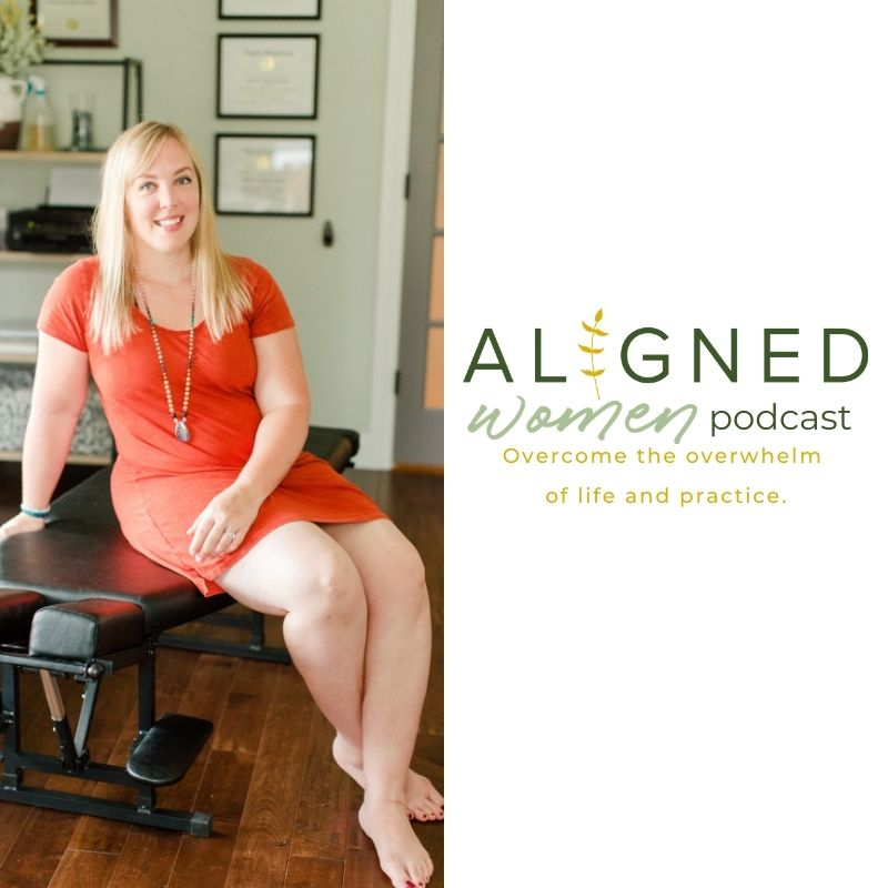 Dr. Danielle Eaton | The Aligned Women Podcast